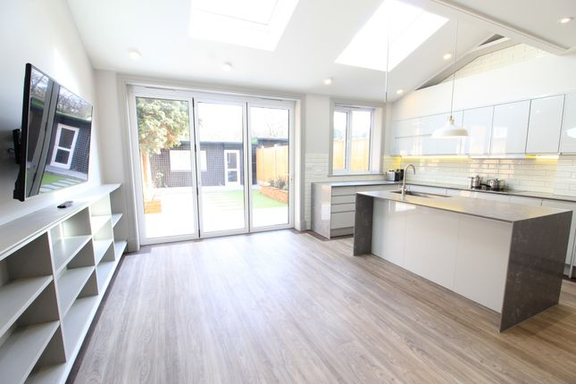 Thumbnail End terrace house to rent in Red Lion Lane, Shooters Hill, London