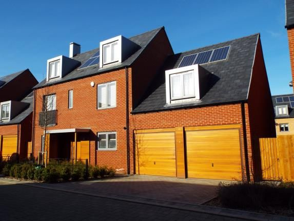 Thumbnail Detached house for sale in Trumpington, Cambridge, Cambridgeshire
