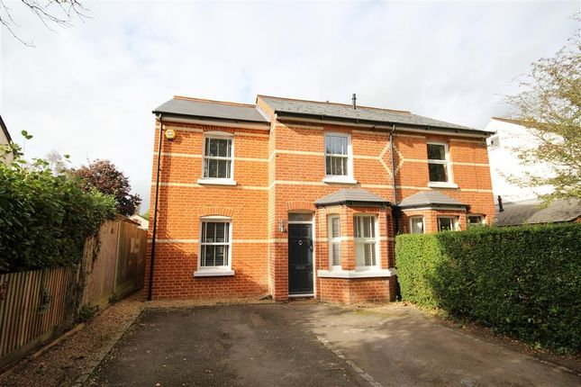 Thumbnail Semi-detached house for sale in Ivy Cottage, Hinton Road, Hurst