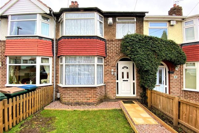 2 bed terraced house to rent in Thomas Landsdail Street, Coventry CV3