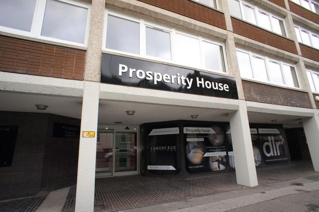 Thumbnail 2 bed flat to rent in Prosperity House, Gower Street