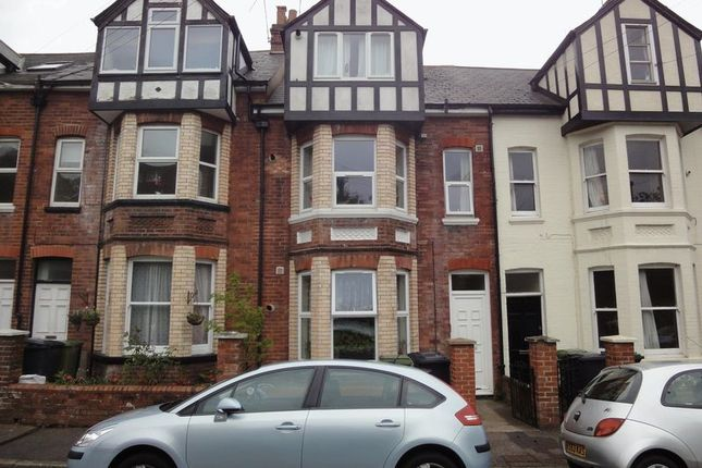 1 bed flat to rent in Archibald Road, St Leonards, Exeter EX1
