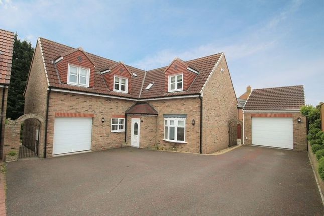 Thumbnail Detached house for sale in South View, Eaglescliffe, Stockton-On-Tees