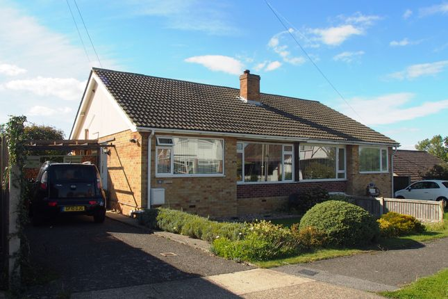 Thumbnail Semi-detached bungalow to rent in Shamrock Avenue, Seasalter