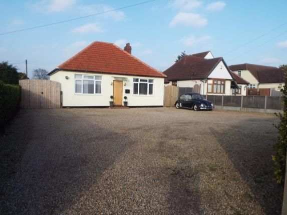 Thumbnail Bungalow for sale in Frating, Colchester, Essex