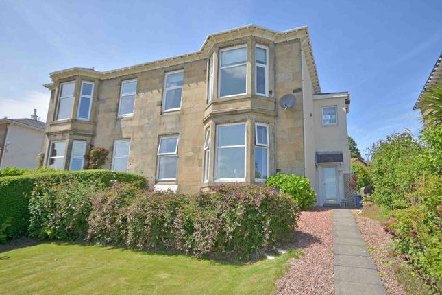 Thumbnail Flat for sale in Davaar Alexandra Parade, Dunoon