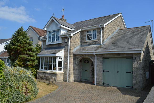 Thumbnail Detached house for sale in Heol Pentre Felin, Llantwit Major