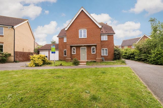 Thumbnail Detached house for sale in Speedwell Road, Seasalter, Whitstable