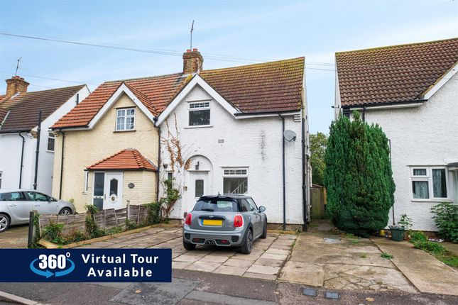 Thumbnail Semi-detached house for sale in Thornton Avenue, West Drayton
