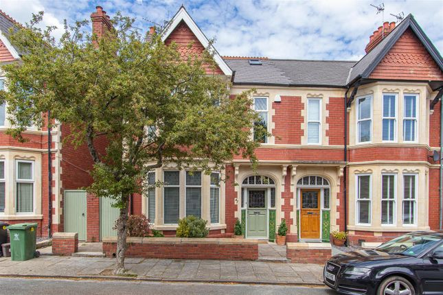 Thumbnail Detached house for sale in Amesbury Road, Penylan, Cardiff