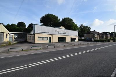 Thumbnail Retail premises to let in 36 Box Road, Bath, Somerset