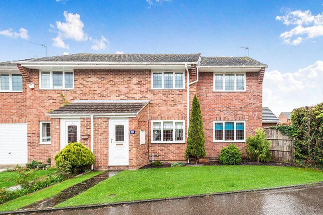 Thumbnail Semi-detached house for sale in Saw Close, Chalgrove, Oxford