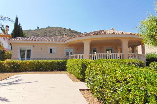 Thumbnail Villa for sale in Hondon De Las Nieves, Hondón De Las Nieves, Alicante, Valencia, Spain