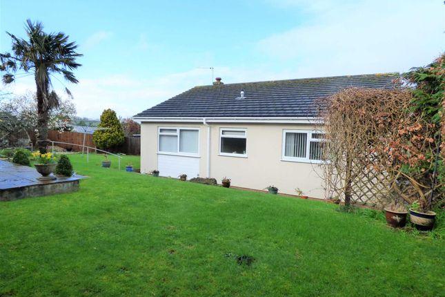 Thumbnail Detached bungalow for sale in Duchy Gardens, Preston, Paignton