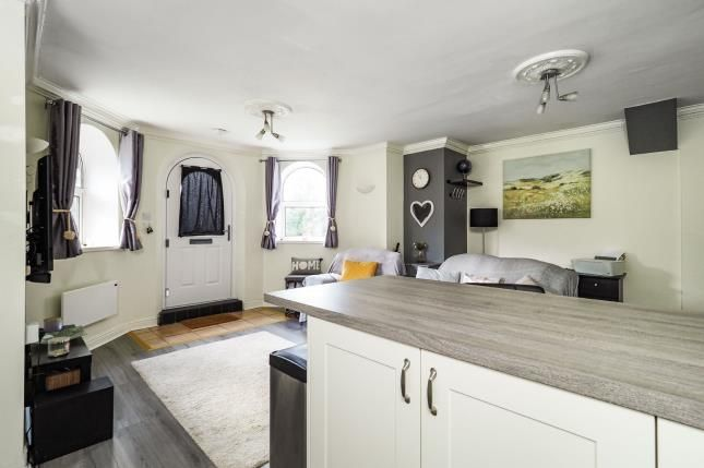 Lounge / Kitchen of The Cranfield, Hine Hall, Nottingham, Nottinghamshire NG3