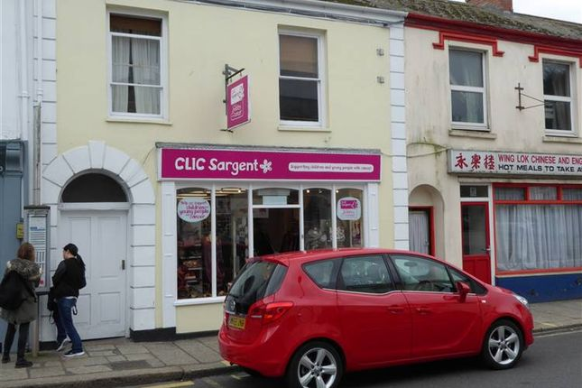 Thumbnail Commercial property for sale in Frances Street, Truro