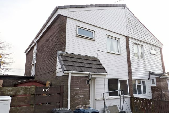 Semi-detached house for sale in Coston Drive, South Shields