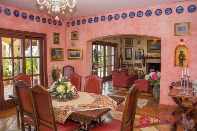 Dining Room of Duquesa Villas, Duquesa, Manilva, Málaga, Andalusia, Spain