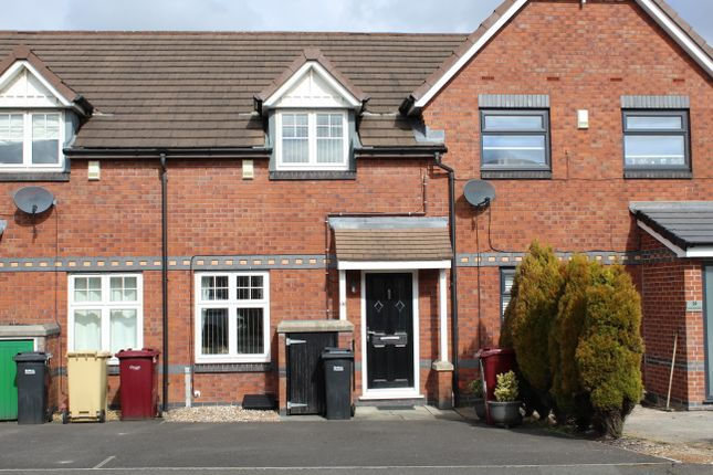 Thumbnail Town house for sale in Dixon Green Drive, Farnworth