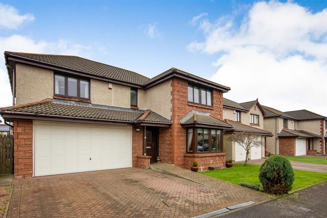 Thumbnail Detached house for sale in Crofthead Street, New Carron, Falkirk