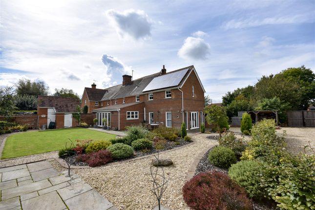 Thumbnail Semi-detached house for sale in Stewkley Road, Cublington, Leighton Buzzard