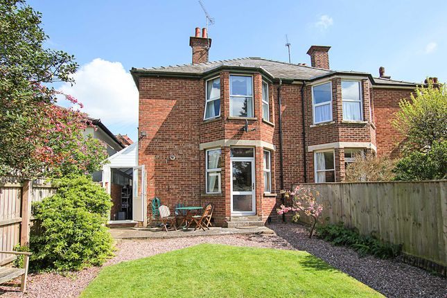 Thumbnail Semi-detached house to rent in Cardigan Street, Newmarket