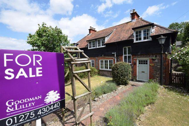 Thumbnail Cottage for sale in Mill Lane, Portbury, Bristol