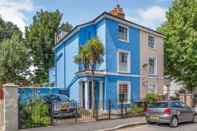 Thumbnail Semi-detached house for sale in Albion Road, Gravesend, Kent