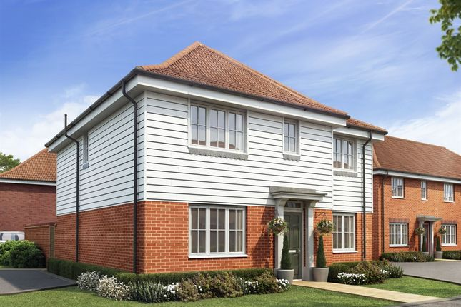"Thumbnail Detached house for sale in ""The Corfe"" at Market View, Dorman Avenue South, Aylesham, Canterbury"
