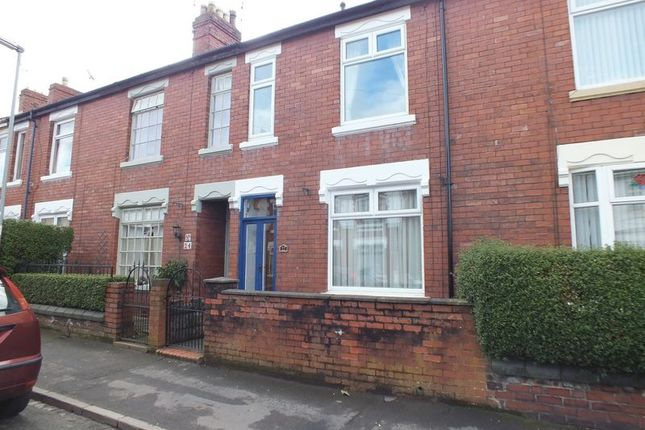 Thumbnail Terraced house to rent in Charles Street, Biddulph, Stoke-On-Trent