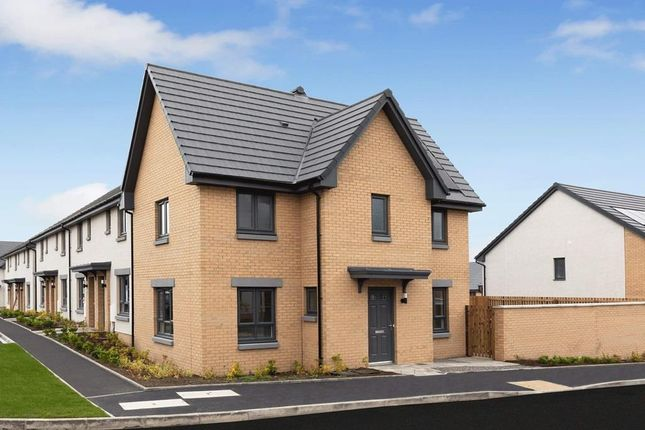 "3 bedroom end terrace house for sale in ""Abergeldie"" at Kingswells, Aberdeen"