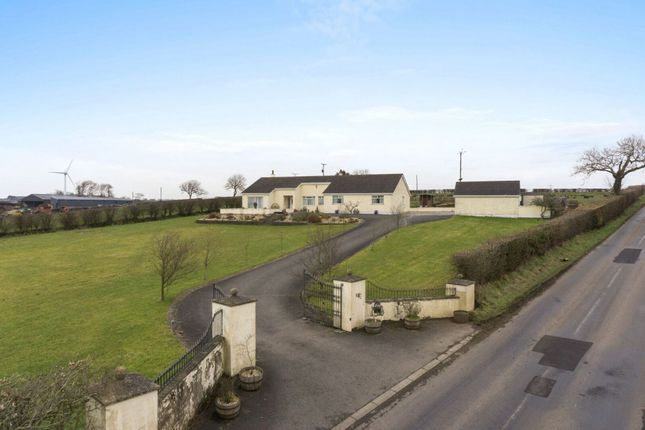 Thumbnail Bungalow for sale in Carnaghliss Road, Dundrod, Crumlin