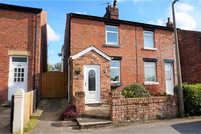 Thumbnail Semi-detached house for sale in Crabtree Lane, Ormskirk