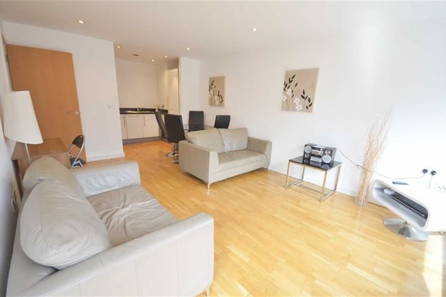 Thumbnail Flat to rent in Millenium Point, Salford Quays, Salford