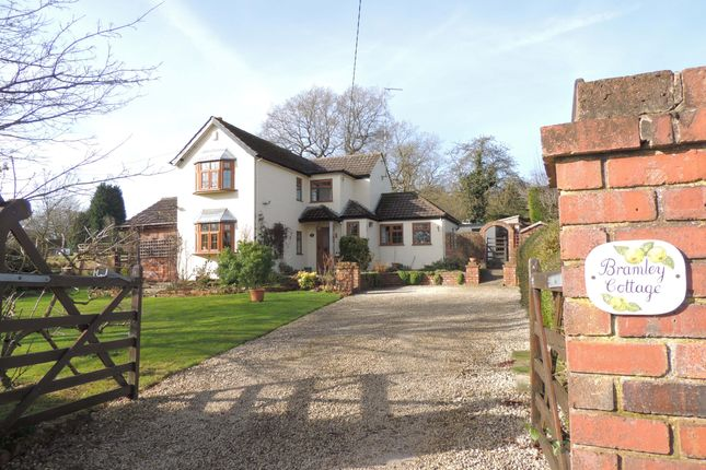 Thumbnail Detached house for sale in Mill Lane, Little Shrewley