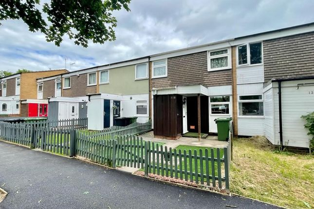 Thumbnail Terraced house for sale in Woodmans Rise, Droitwich