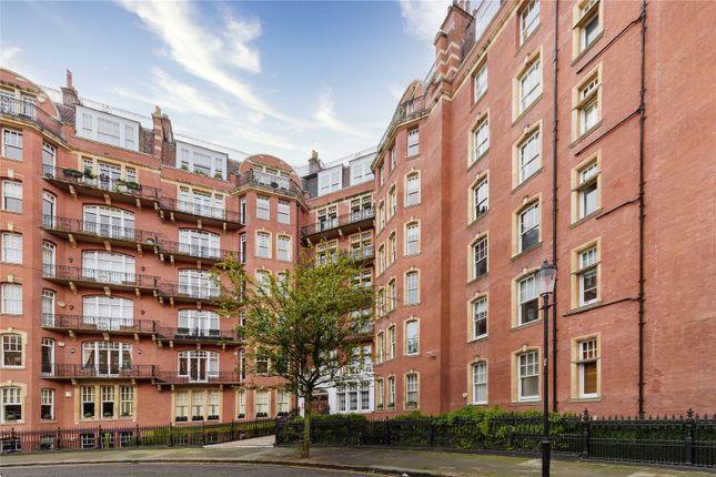 Thumbnail Flat for sale in Oakwood Court, Holland Park, London