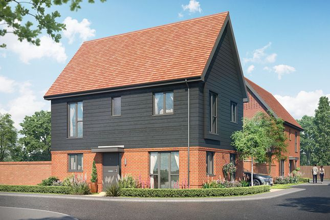 Thumbnail End terrace house for sale in Plot 116 - The Farringdon, Crowthorne