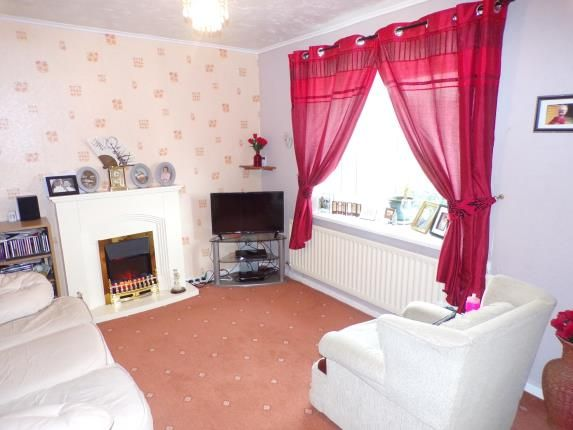 Living Room of Burnage Lane, Manchester, Greater Manchester M19