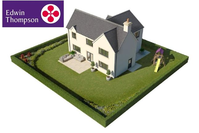 Thumbnail Detached house for sale in Abbotsford Road, Galashiels, Scottish Borders