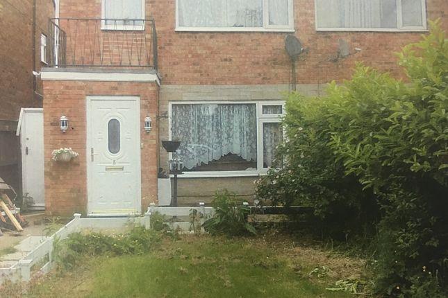 Thumbnail Semi-detached house to rent in Jellison Walk, Keyingham, Hull