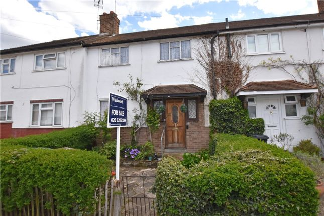 3 bed terraced house for sale in Victoria Road, Chislehurst BR7