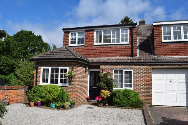 Thumbnail Semi-detached house for sale in Barn Close, Camberley