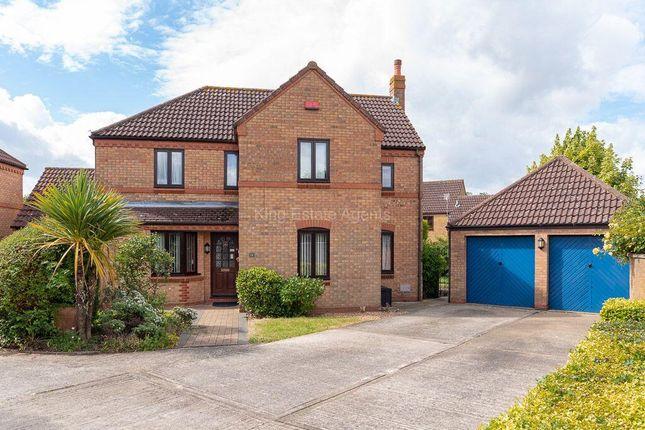 Thumbnail Detached house for sale in Tamworth Stubb, Walnut Tree, Milton Keynes, Buckinghamshire