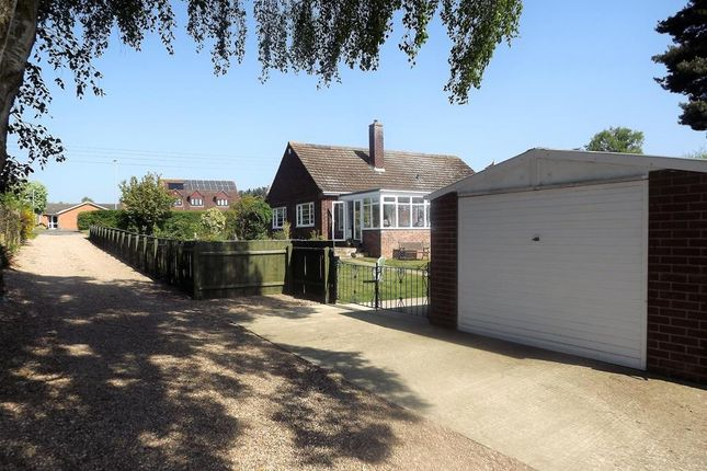 Thumbnail Bungalow for sale in Horncastle Road, Roughton Moor, Woodhall Spa