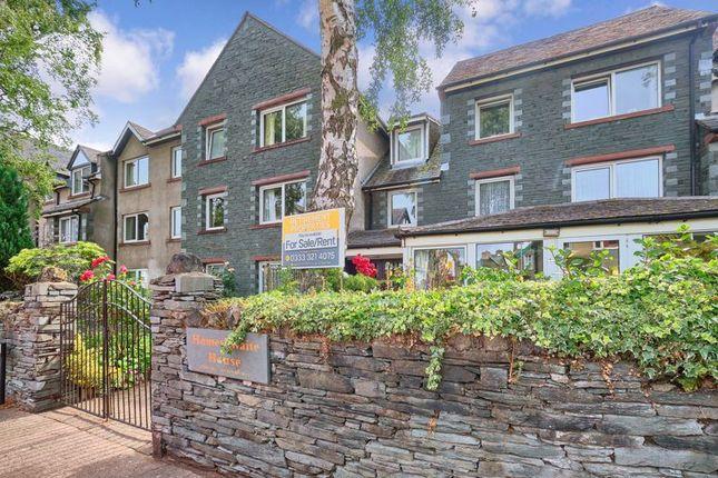 1 bed flat for sale in Homethwaite House, Keswick CA12