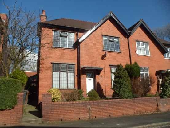 Thumbnail Semi-detached house for sale in Langdale Avenue, Oldham, Lancashire