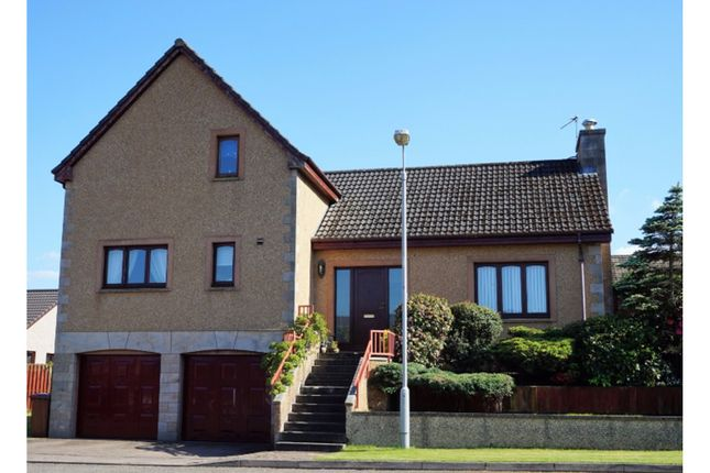 Thumbnail Detached house for sale in Springfield Court, Elgin