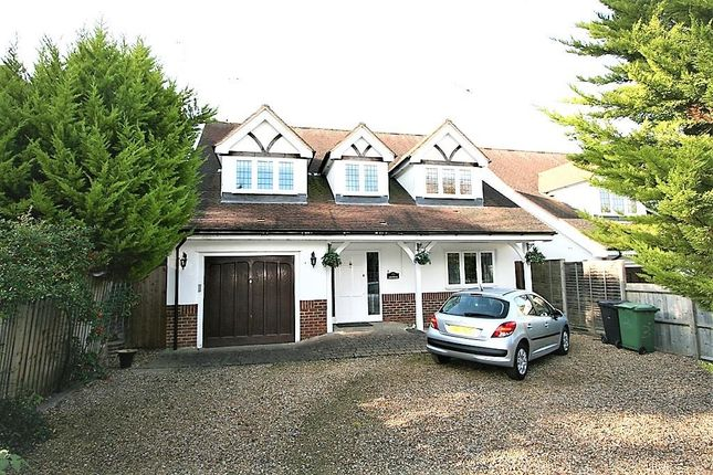 Thumbnail Detached house for sale in Handley Gate, Bricket Wood, St. Albans