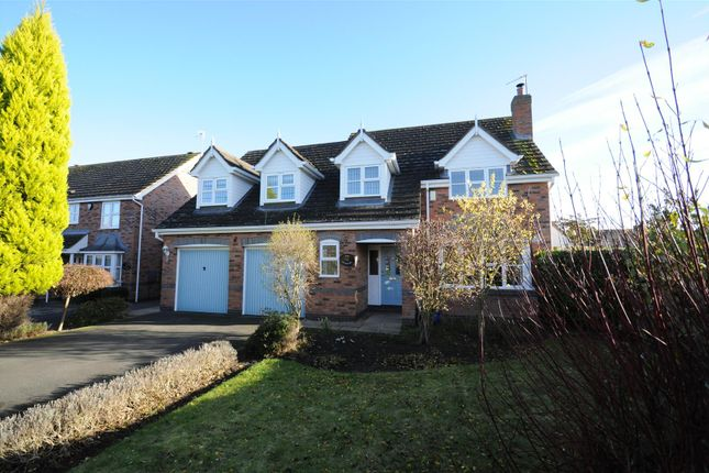 Thumbnail Detached house for sale in Showell Grove, The Ridings, Droitwich Spa